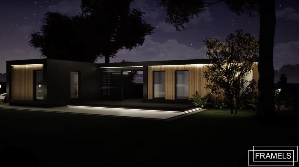 Modular house project