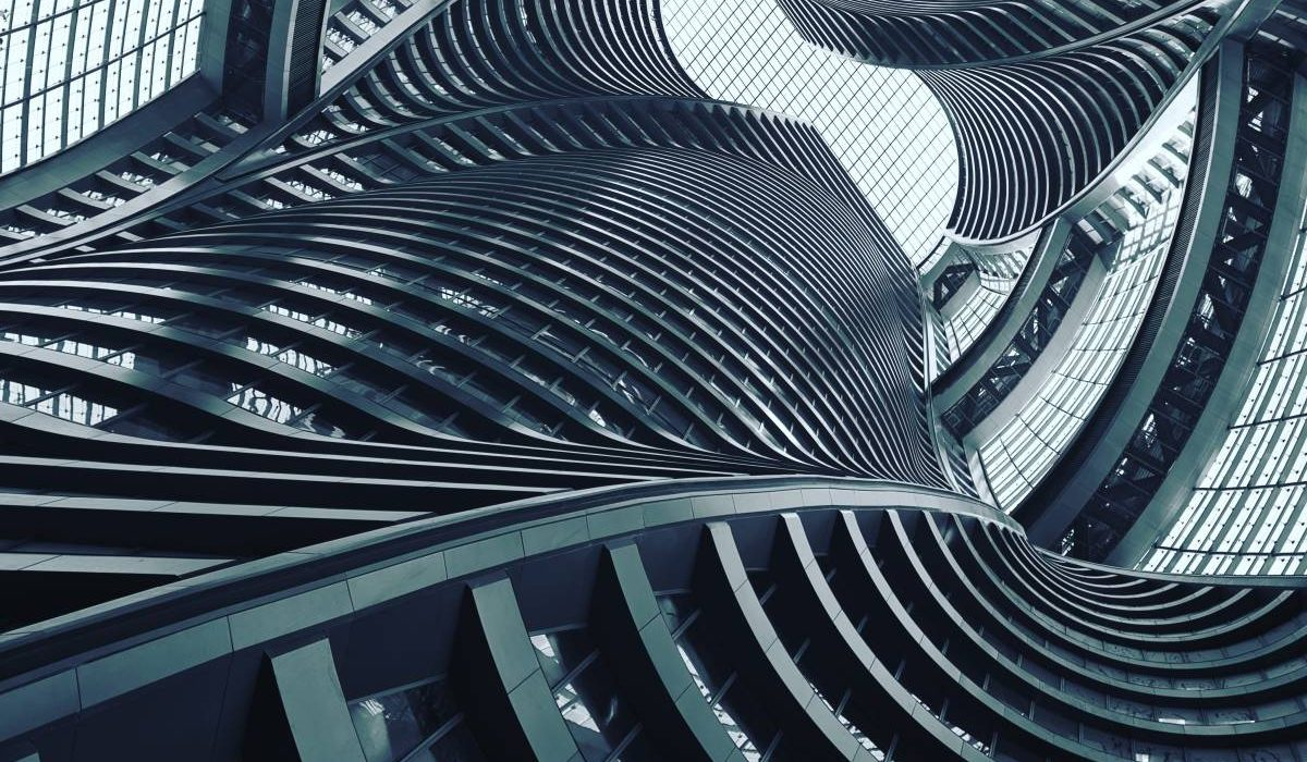 low-angle-photography-of-gray-spiral-building-3172740